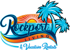 Rockport Living and Vacation Rentals Logo